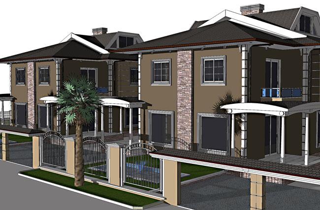 Ontwerp je huis tuin en keuken met google sketchup for Tuin ontwerpen ipad