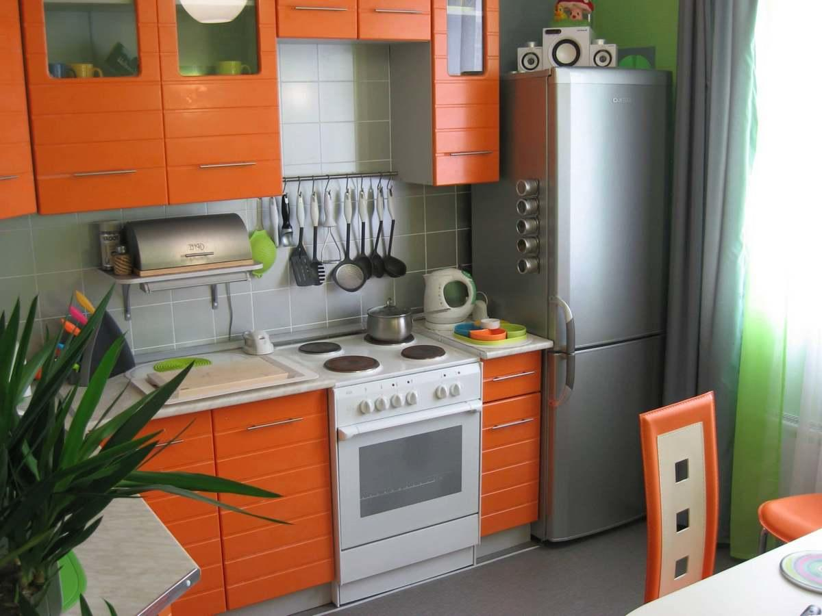Бюджетный ремонт кухни своими руками фото