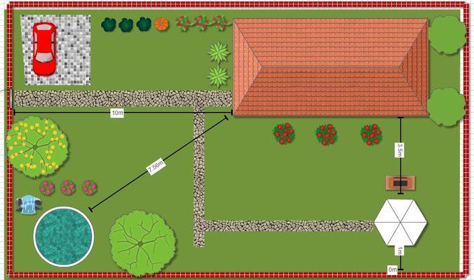 Программа Для Создания Садового Участка