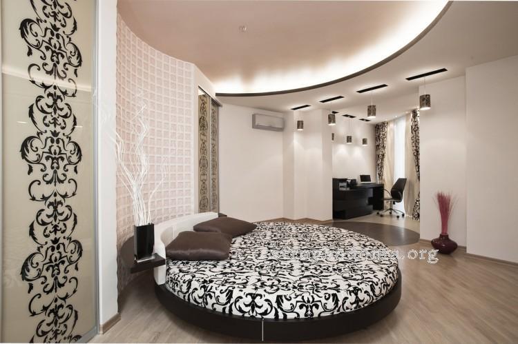 Slaapkamers van verschillende stijlen. Interieurstijlen slaapkamer ...