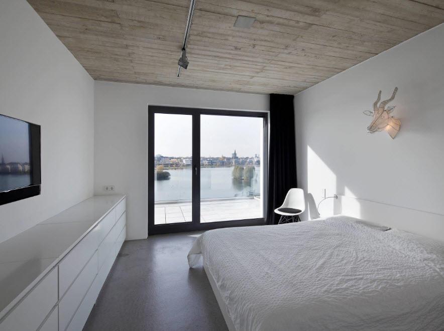 Interieurstijlen slaapkamer: foto\'s en uitzichten. Slaapkamer ...
