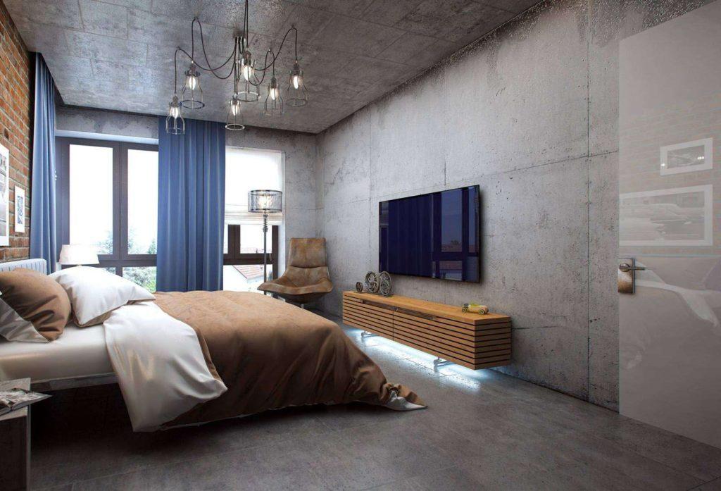 Slaapkamer Interieur Grijs : Slaapkamer in grijs gele tinten slaapkamer in grijze kleuren
